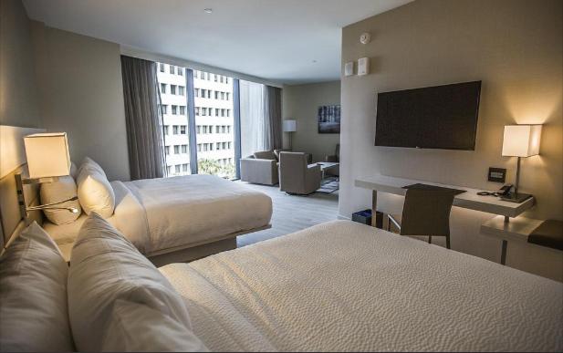 Marriott's 'millennial hotel' starts to staff up…