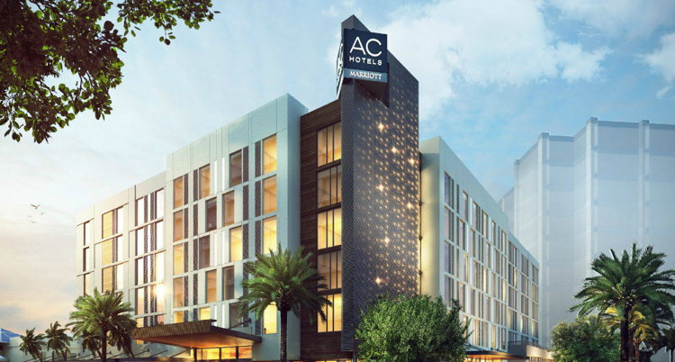 AC Hotel by Marriott Tampa Airport Opens